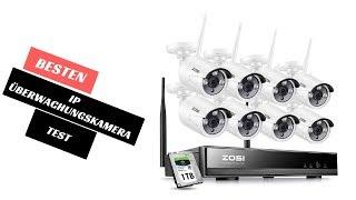 Die Besten IP Überwachungskamera Test 2021 - (Top 5)