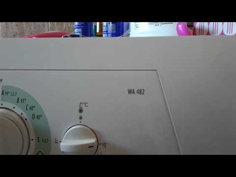 Lavatrice Gorenje WA 482 - Panoramica