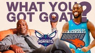 The SAD History Of Charlotte Hornets Franchise!