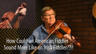 How to Play Trad Irish Fiddle - Free Lesson by Kevin Burke