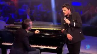 """Ana Belén y Dani Martín """"El hombre al piano"""""""