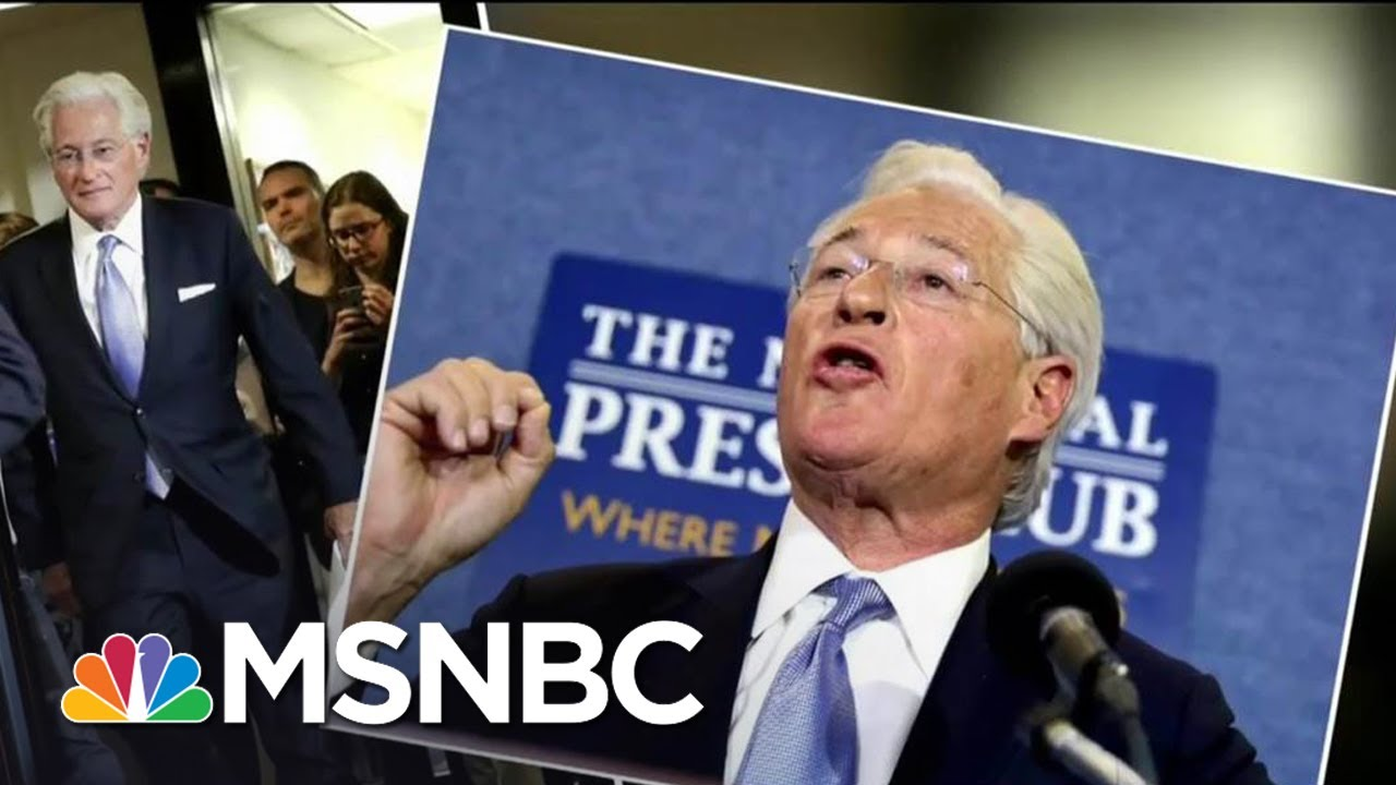 President Trump's Lawyer Tries To Poke Holes In James Comey's Testimony   The 11th Hour   MSNBC thumbnail