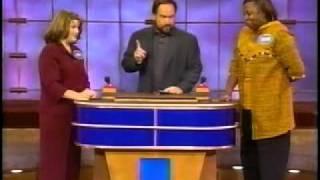 Family Feud Bailey vs. Leavitt. KOVR 13 February 24, 2003