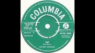 """Chubby Checker - """"Toot"""" (UK Columbia) 1960"""