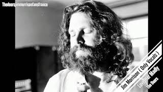 Jim Morrison - Love Her Madly ( Only Vocals)