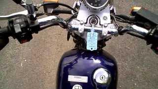 preview picture of video 'Yamaha SR125 2001 Y 19K Good Solid Bike (UK Delivery £109+VAT) :¬)'
