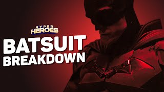 The Batman Batsuit Breakdown - Hyper Heroes