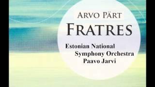 ペルトフラトレスP・ヤルヴィ指揮エストニア国立O.