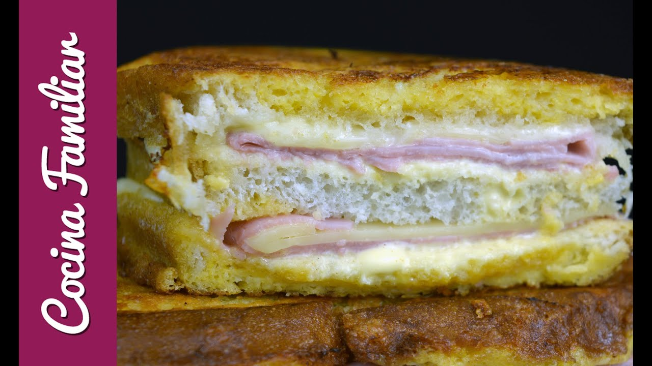 Sandwich Montecristo | Javier Romero Cap. 106 - Temporada 2