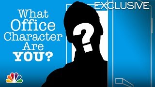 Which Office Character Are You? (Digital Exclusive)