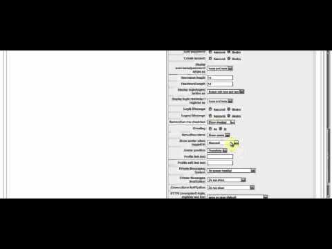 Installazione Modulo Login CB con Menu