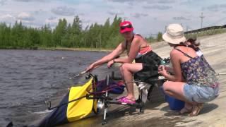 Соревнования по рыбной ловле в сургуте