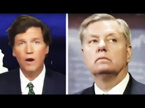 Tucker Carlson: Lindsey Graham Set Trump Up