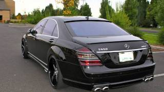 (SOLD) Mercedes Benz S550 WALD