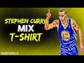 Stephen Curry Mix - T-Shirt