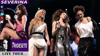 SEVERINA   PRIJATELJICE (live @ ARENA BEOGRAD 2009.)