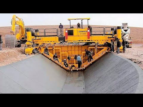 MOST AMAZING MODERN TECHNOLOGY ROAD CONSTRUCTION...