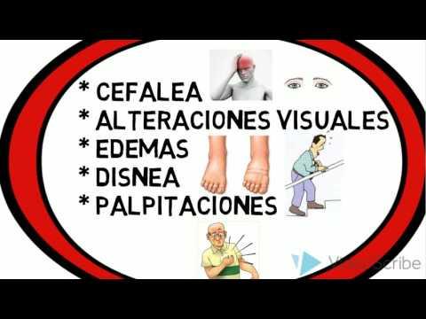 Hipertensión en el tratamiento edad avanzada y senil