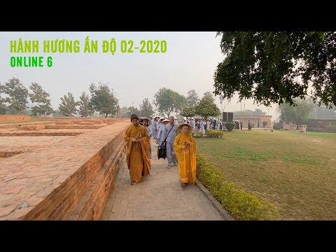 Đoàn hành hương Đạo Phật Ngày Nay tham quan Chùa Kỳ Viên (Jetavana Mahavihara)