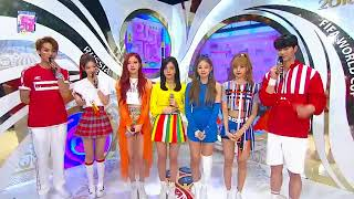 [June 17, 2018] BLACKPINK SBS Inkigayo Interview Part