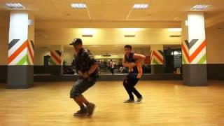 (mirror) Chris Brown  Remember My Name - Choreography by Nathan Marsh 1)