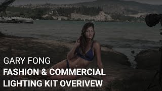 The Gary Fong Fashion & Commercial Lighting Kit Overivew