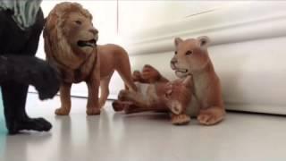 The lion king part 1