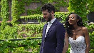 Nigerian Jewish Wedding- Tosin And David