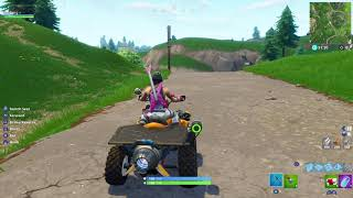 Record a Speed of 27 MPH or more at different Radar signs! Fortnite