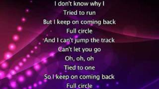 Miley Cyrus - Full Circle, Lyrics In Video