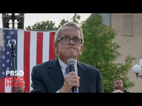 WATCH: Ohio Governor Mike DeWine gives coronavirus update — August 6, 2020