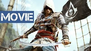 Assassin's Creed 4 Black Flag All Cutscenes Full Game Movie