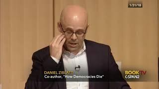 Harvard Professors Levitsky & Ziblatt - How Democracies Die
