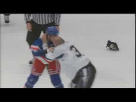 David Koci vs Colton Orr