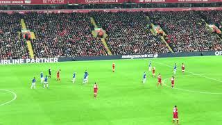 Everton Equalize vs Liverpool, 5 January 2018