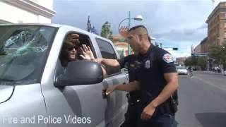 Downtown Albuquerque Protest Turns into Violent Encounter with Arrests
