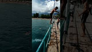 preview picture of video 'Perfect jump to issyk kul'
