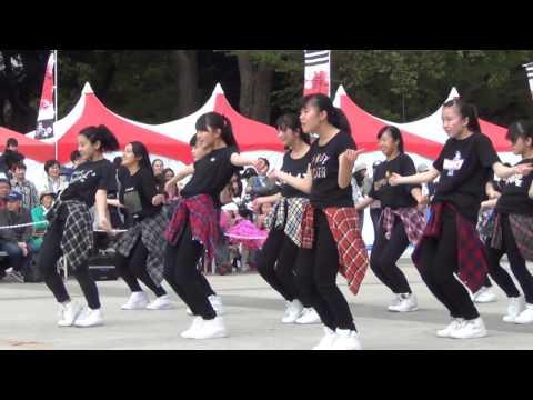 東京舞祭'17春 川崎市立麻生中学校ダンス部
