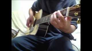 BELOVEDGLAY(Guitar Cover)