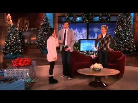 John Krasinski hypnotized an audience member on The Ellen DeGeneres Show