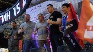 [Press-conference] Пресс-конференция перед M-1 Challenge 92, М-1 Арена, Санкт-Петербург