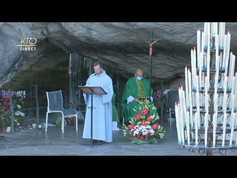 Messe de 10h à Lourdes du 11 septembre 2021