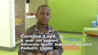 Child Life Specialist At Advocate South Suburban Hospital's Pediatric Center