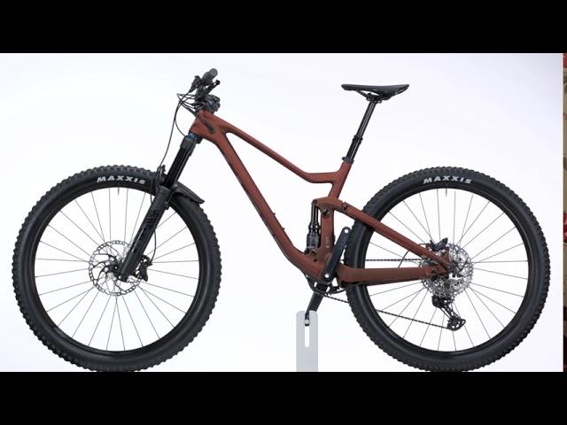 Видео Велосипед Scott Genius 930 Brown