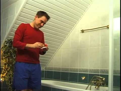 Anti-Rutsch - Der unsichtbare Rutsch-Stopp auf Duschen und Wannen.