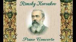 Rimsky-Korsakov - Piano Concerto In C-sharp Minor