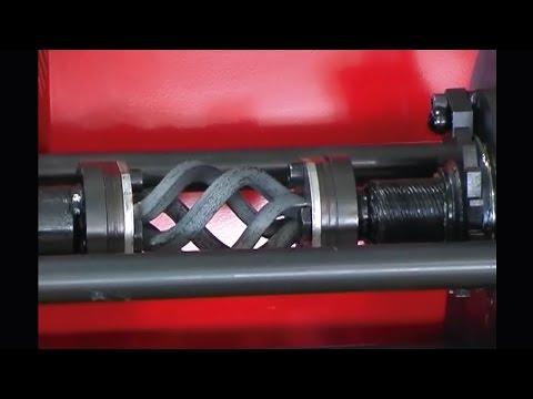 Automatic Wrough Iron machine MT 500A NARGESA