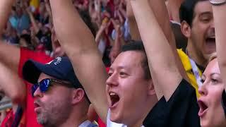 ワールドカップベルギーvsチュニジア5‐2BelgiumvsTunisia