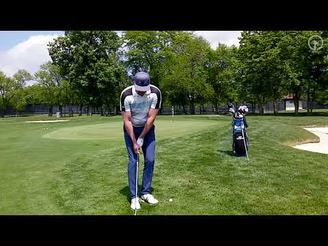 Importance of Rehearsal Swings for Good Short Game Shots