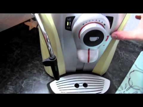 Seaco Odea GO Test [HD] Deutsch Kaffeevollautomat
